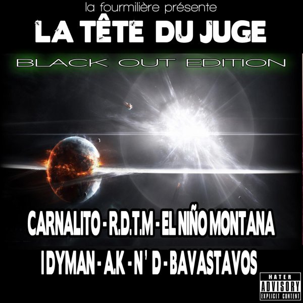 la tete du juge  / 38 éme Dimension ( Carnalito - BavastavOs )  (2012)