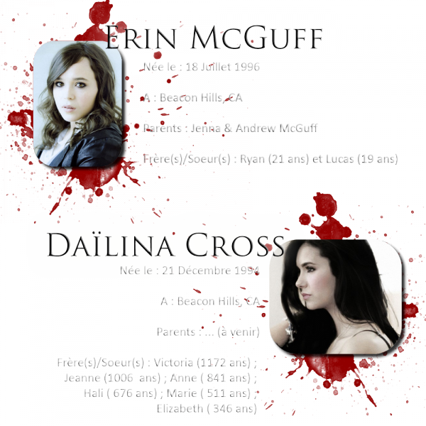 • Erin & Daïlina •