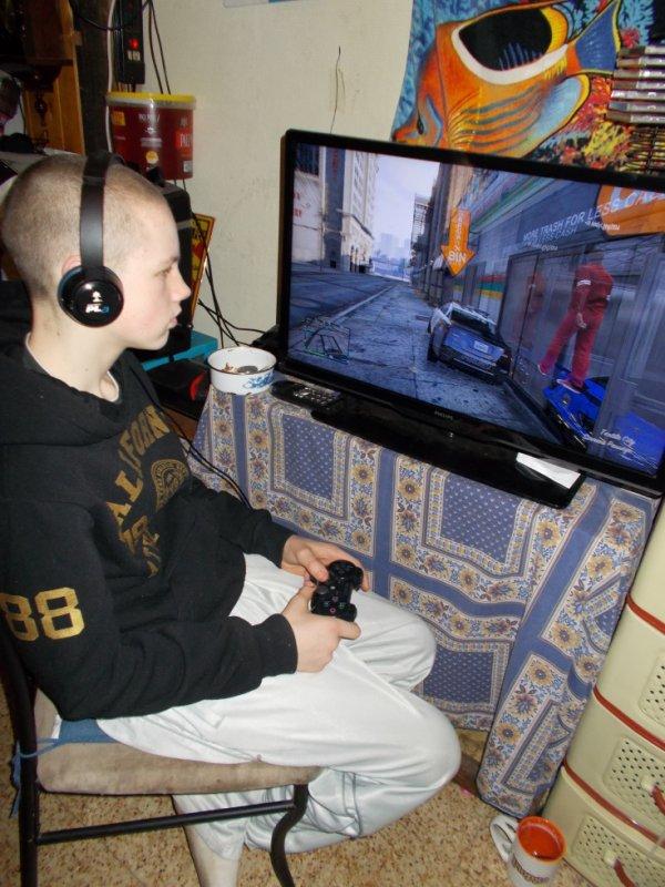 My devant la PS3