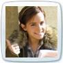 ► Octobre 2011 : La belle Emma Watson est en couverture du magazine américain 8Days.