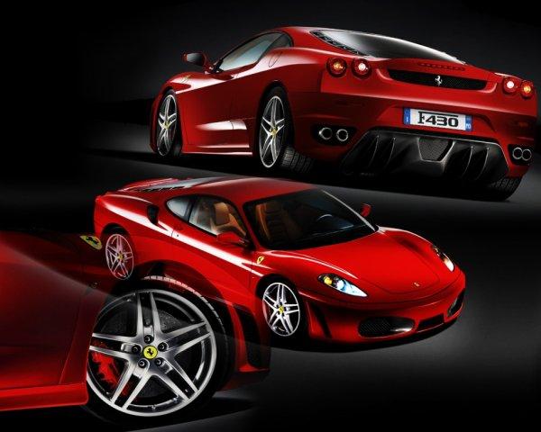 La Ferrari F430