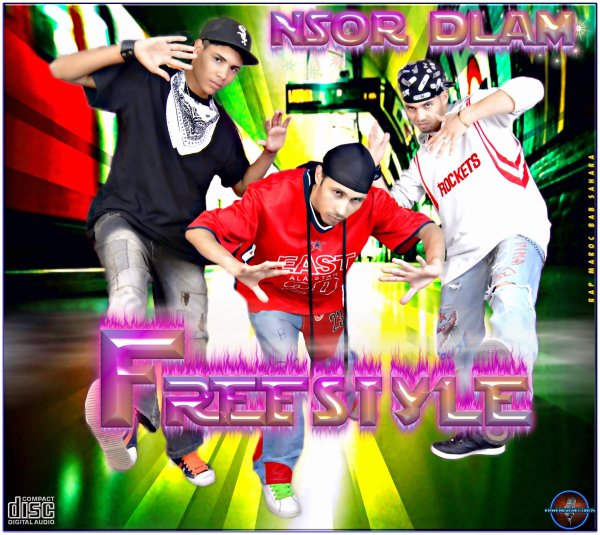 Nsor Dlam - FreeStYLe