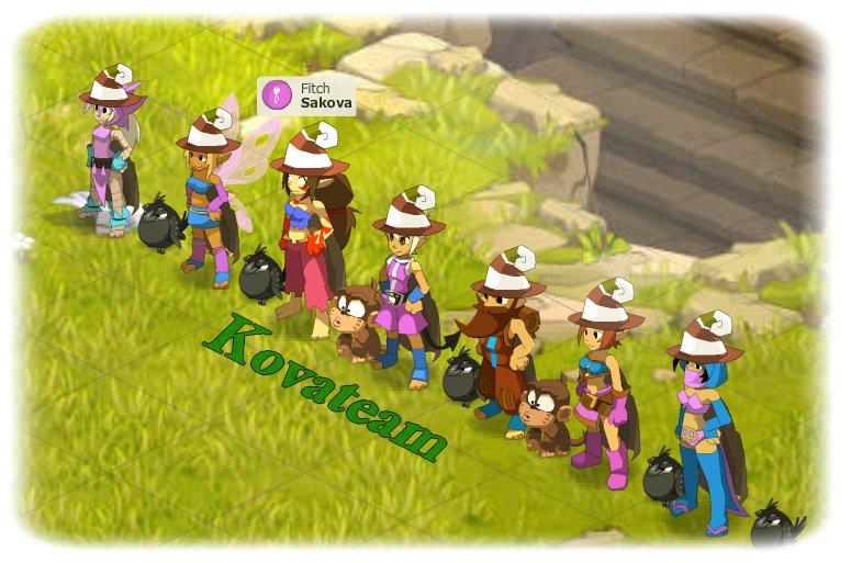 Kovateam, petite team deviendra grande.