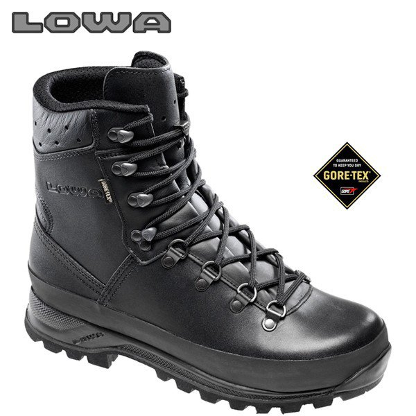 Bottes LOWA Mountain Boot GTX   www.mili-shop.fr