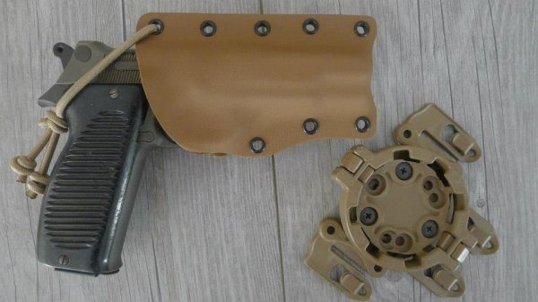 HOLSTER KYDEX PA MAC 50 www.mili-shop.fr