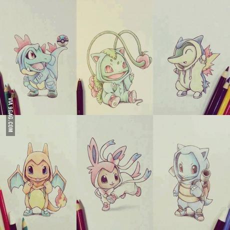 dessin pokémones , des avis ?