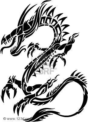 Tatouage de dragon symbolique du dragon mon univer - Symbolique des tatouages ...