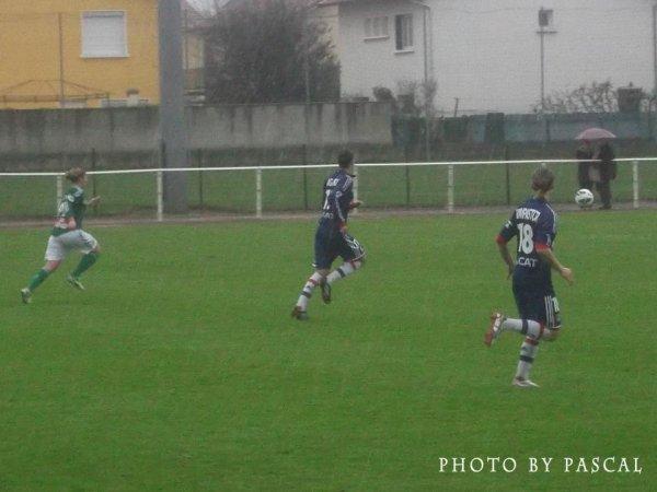 D1 ASSE 0-3 OL en photo (par Pascal Souchon)