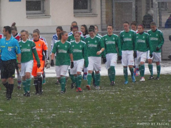 U19 : ASSE 1-2 OL Les plus belle photos