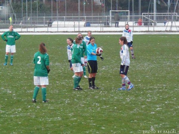 U19 : ASSE 1-2 OL Les plus belle photos