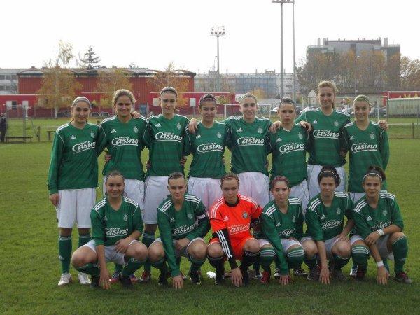 ASSE U19 - Le Puy (D2) en Amical