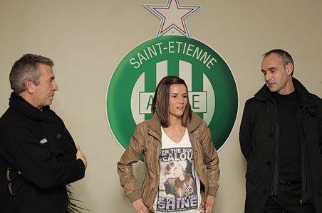 Amandine Soulard joueuse du Trimestre.