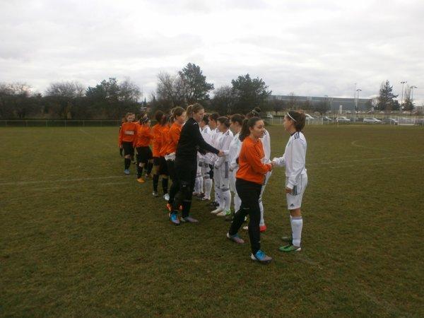 U18 : La Mûroise 0-3 ASSE en photos