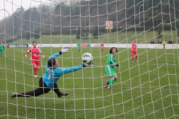 D1F : ASSE 3-0 FC Vendenheim, avec la manière !