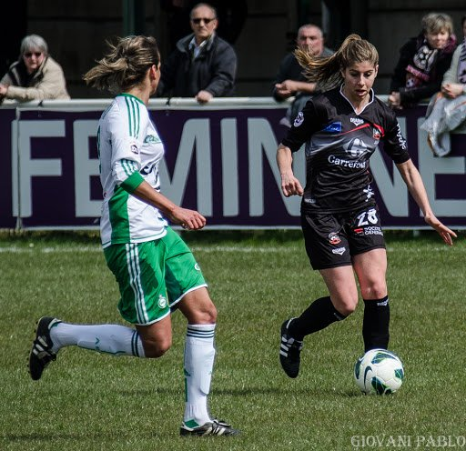 Juvisy 4-0 ASSE en photos