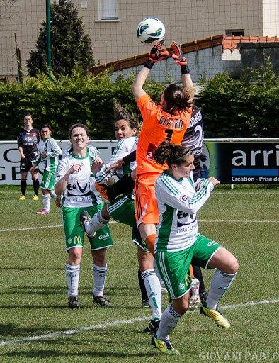 Juvisy 4-0 ASSE en photos (2)