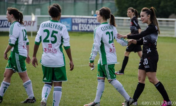 Juvisy 4-0 ASSE en photos (5)