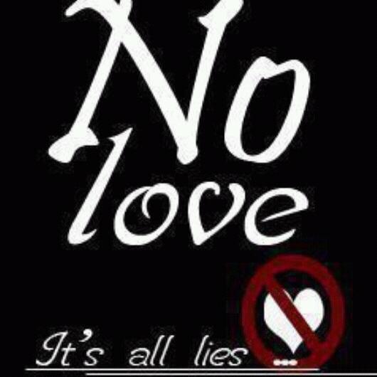No love :-\