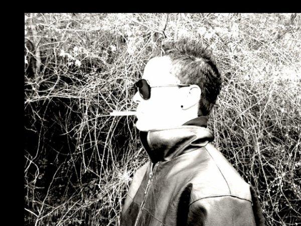avec ma cigarette