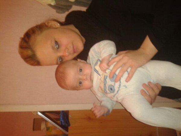Moi et mn fils