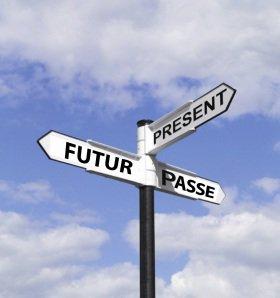 Passé Present Future