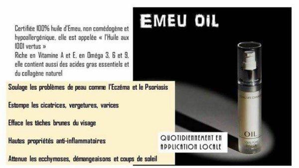 EMEU OIL