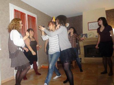 C'est la fête ! =p