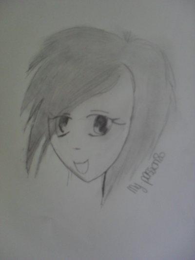 1er Manga by me ;)