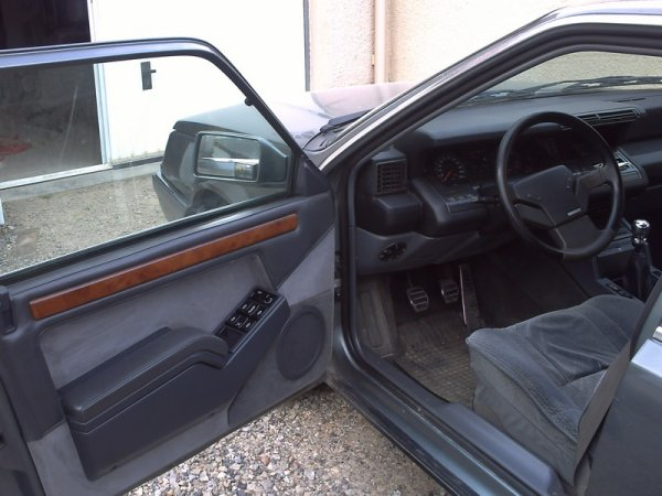 Renovation renault 25 turbo dx suite (partir 6) :