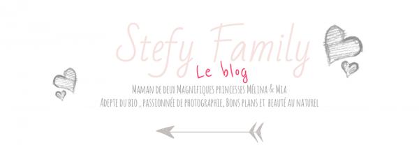 Pour suivre nos nouvelles aventures c'est sur stefyfamily.com