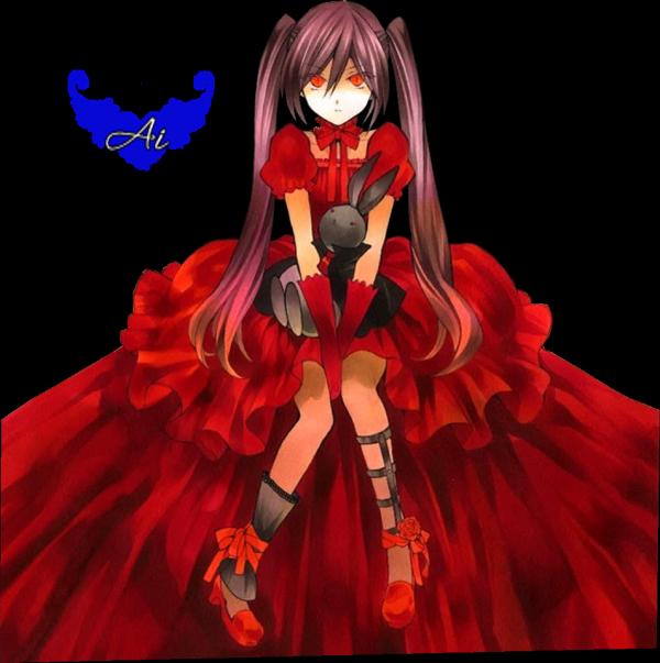 Alice dans Pandora Hearts
