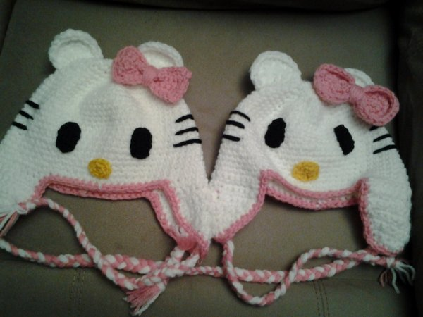 Bonnet Hello Kitty