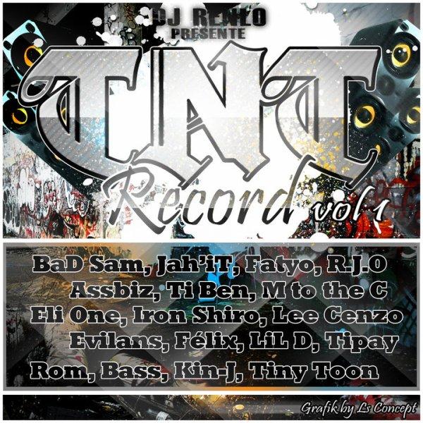 TNT RECORD VOL.1 DISPO