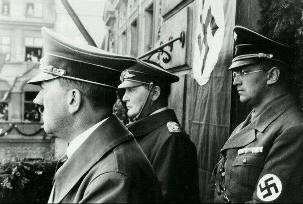 Hitler, Göbbels & Himmler