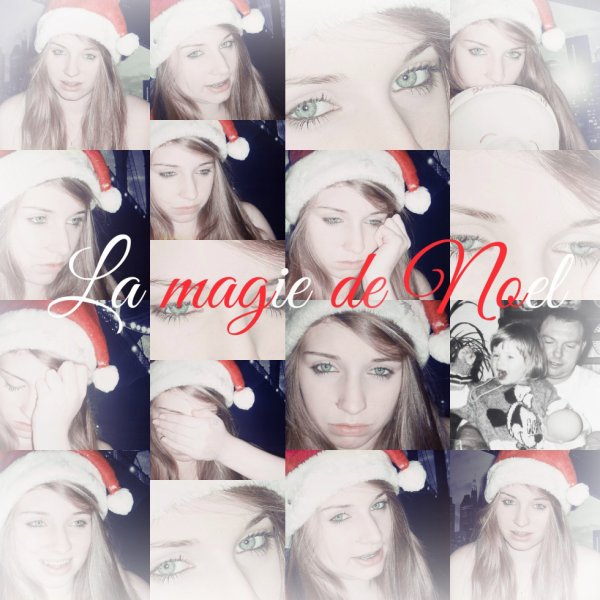 La magie de Noël ♥