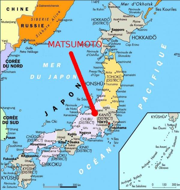 Matsumoto <3