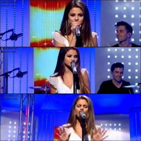 15/07/13 : Selena en interview spéciale avec Ryan.