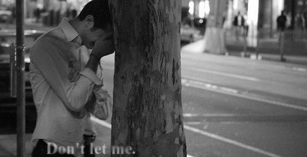 Tu m'avais pourtant promis de ne jamais m'abandonner.