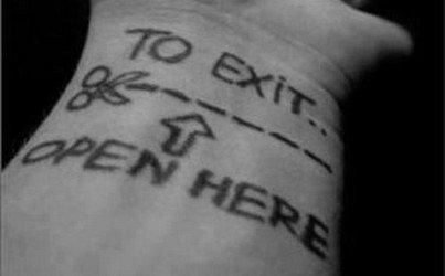 Oh et puis après tout, tout le monde meurt un jour ou l'autre.