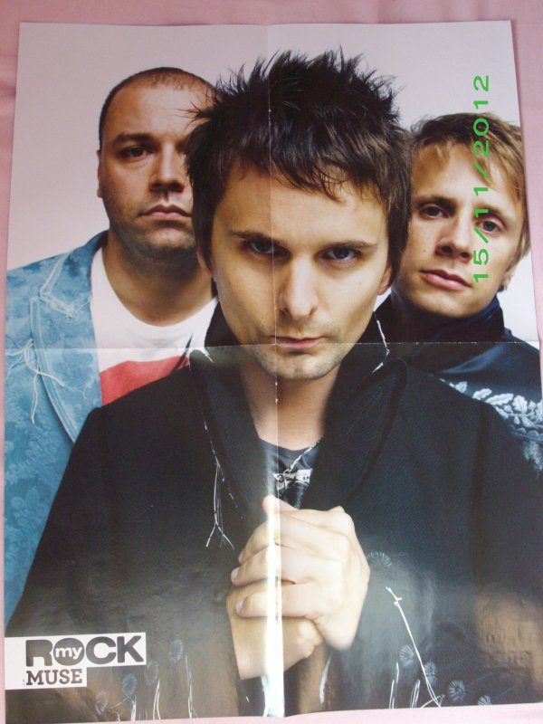 Poster Muse / Green Day