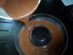 Délicieux fondant au chocolat
