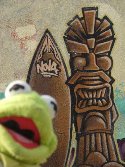 Le fabuleux destin de Kermit la grenouille