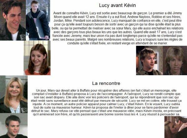 Lucy et Kevin Un conte de fée moderne