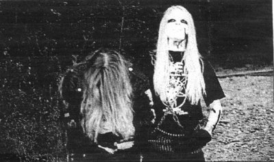 black metal saying