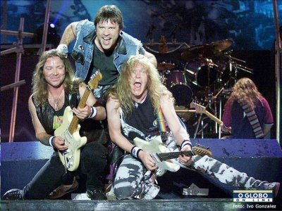Iron Maiden *best band ever*