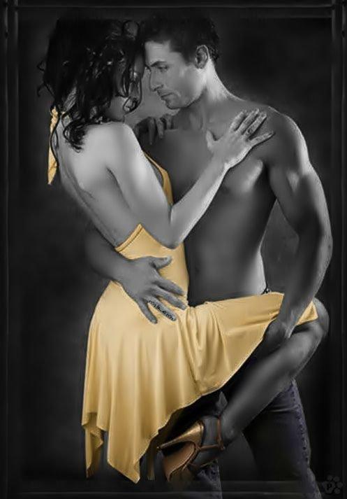 La danse sensuelle