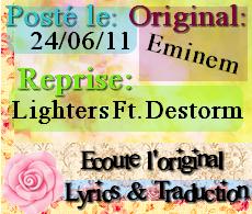 Fiche Reprise → Spécial Featuring avec Destrom :) /!\ Pour les liens, cliques sur les médias.