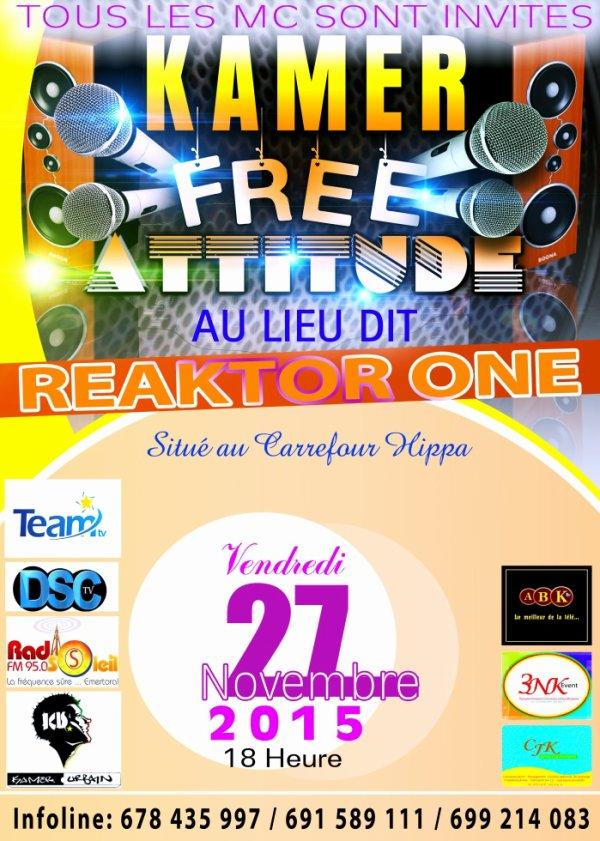 kamer free attitude