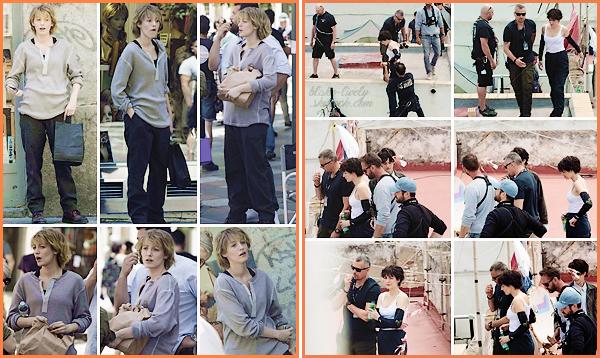 . • 18/06/18 : Blake Lively a été vue sur le tournage du film « The Rhythm Section  » dans la ville de Madrid (ES) : Encore une fois, elle était méconnaissable et à fond dans son personnage. _____ + Le 05/06, elle tournait aussi quelques scènes à Cardiz, Espagne.