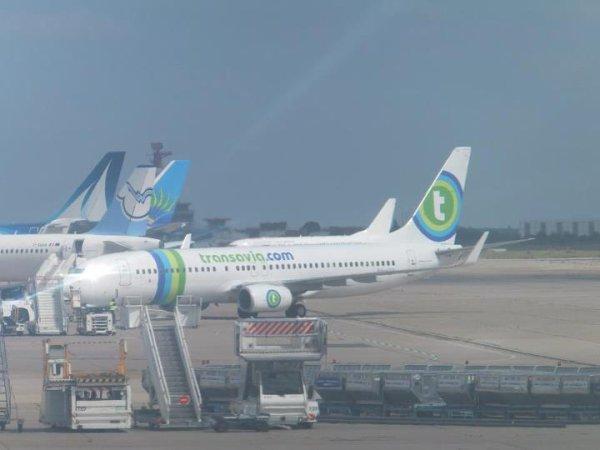 A Bord D'AirFrance Boeing777-300 er A destination De Guadeloupe ! Vue Du Traffic